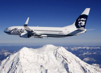 Alaska Airlines flight from Long Beach to Vancouver was forced to land in Portland after two children refused to stay in their seats