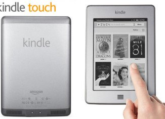 Amazon has announced the launch of Kindle Touch, its touchscreen version of iKindle e-reader, in the UK, Germany, France, Spain and Italy