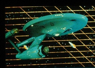 """Australian physicists warn that the reality of faster than light Star Trek's """"warp drive"""" might be rather different, after simulating what a """"real"""" warp drive might do"""