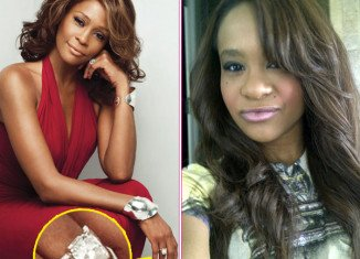 Bobbi Kristina Brown is indeed engaged to Nick Gordon and she is wearing the ring that Whitney Houston wore at the time of her death, a source claimed