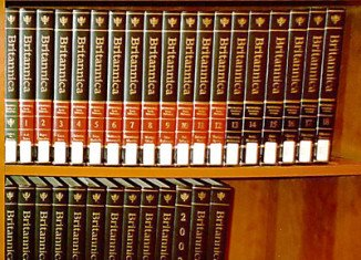 Encyclopaedia Britannica has decided to stop publishing its famous and weighty 32-volume print edition after 244 years of tradition
