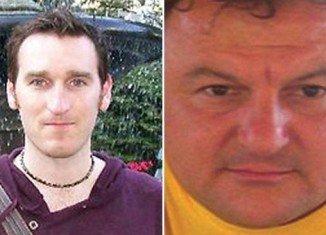 Islamist militants took British Chris McManus (left) and Italian Franco Lamolinara (right) hostage in north-west Nigeria last May