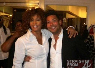 Police is keen to speak with Raffles Van Exel, a member of Whitney Houston's entourage, after he admitted to cleaning out the hotel room immediately after she passed away