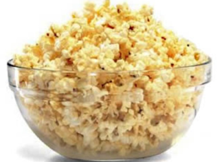Popcorn was found to have a high level of concentrated antioxidants because it is made up of just 4 per cent water while they are more diluted in fruits and vegetables which are made up of up to 90 per cent water