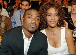 Ray J, Whitney Houston's on-off boyfriend has revealed he looks at a picture of the singer on his phone for comfort