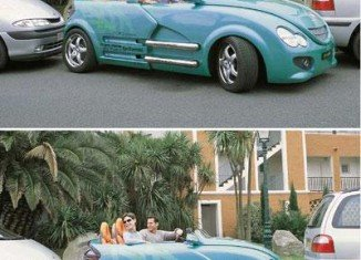 Shrinking car