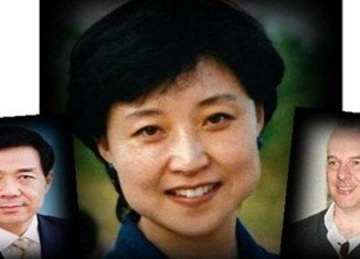 Bo Xilai's wife, Gu Kailai, is being investigated in connection with the death of British businessman Neil Heywood