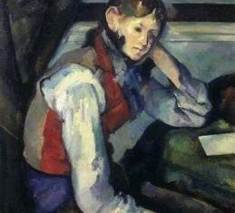 Cezanne's Boy in a Red Waistcoat was stolen from Zurich's Emil Georg Buehrle Collection in 2008