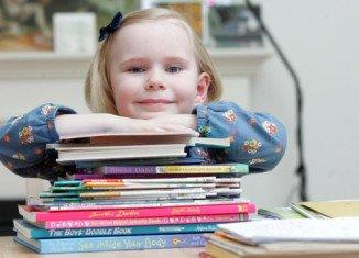 Heidi Hankins, 4, has been accepted into Mensa with 159 IQ, just one point below Albert Einstein and Stephen Hawking