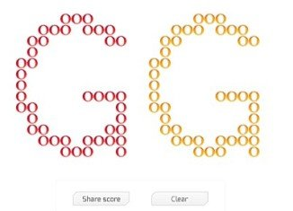 "If you search for ""Zerg Rush"" on Google, the colored letters ""O"" turn into aliens that devour the page"