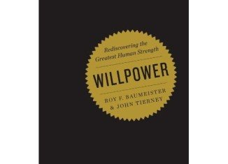 In his book Willpower. Rediscovering our greatest strength Roy Baumeister claims that willpower is a limited resource which is depleted every time we successfully resist temptation