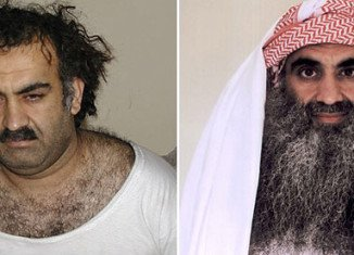 Khalid Sheikh Mohammed was captured in Pakistan in March 2003 and has been detained at Guantanamo Bay since 2006