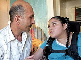 Monika Samaan has been left severely brain damaged after being poisoned by a KFC chicken meal