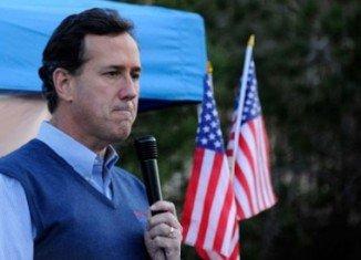 Republican Rick Santorum has ended his bid for the White House, leaving Mitt Romney as the presumptive nominee