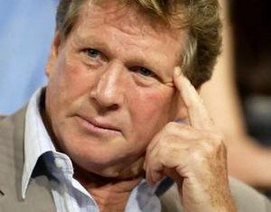 Ryan O'Neal has revealed he was diagnosed with stage four prostate cancer