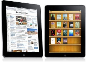 The US accuses Apple and book publishers Hachette, HarperCollins, Macmillan and Penguin of colluding on prices of books on the iPad