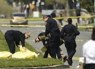 The gunman has shot dead seven people and injured three others at Oikos University in Oakland, California