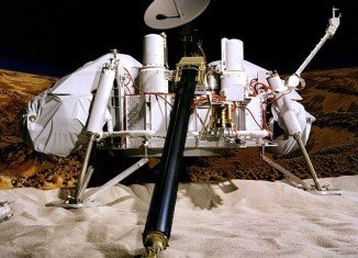 Viking 1 probe did find evidence of extraterrestrial microbes in soil samples from Mars