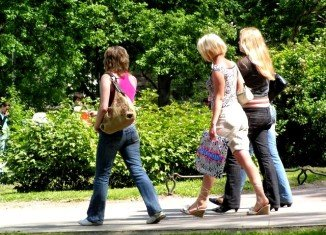 Walking could play an important role in fighting depression, according to researchers in Scotland