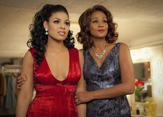Whitney Houston and Jordin Sparks in Sparkle