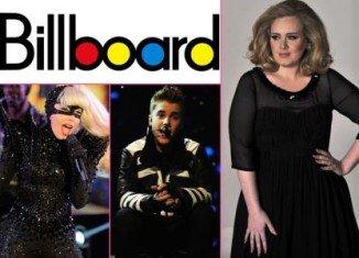 Adele tops Billboard Music Awards 2012 winners