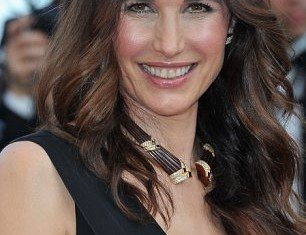 Andie MacDowell celebrated her 54th birthday last month, but she certainly looks younger than her years