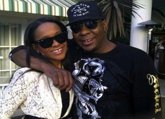 Bobby Brown says he trusts his daughter Bobbi Kristina will not make the same mistakes he did