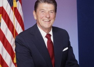 British-based PFC Auctions says the blood sample was taken from Ronald Reagan after the failed 1981 assassination attempt against him