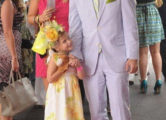 Dannielynn Birkhead isn't seen in the public eye aside from the annual father-daughter pilgrimage to the Kentucky race