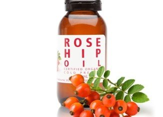 Extracted from the seed of the fruit, the rosehip oil is an anti-ageing ingredient that's more potent, and far cheaper, than the more well-known face oils