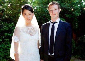 Mark Zuckerberg weds Priscilla Chan in secret ceremony after $104 bn IPO