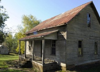 Henry River Mill Village, the American village used to portray District 12 in the film version of The Hunger Games, is going up for sale