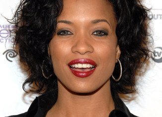 Karrine Steffans describes a confrontation between Bobby Brown and Whitney Houston's toy boy beau Ray J back in 2006