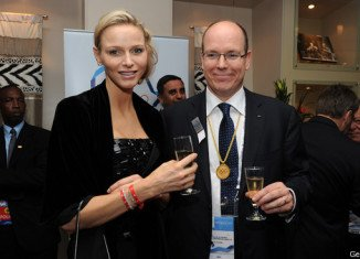 "Princess Charlene, the wife of Prince Albert of Monaco, has become ""depressed"" at her failure to provide her husband with a legitimate heir"