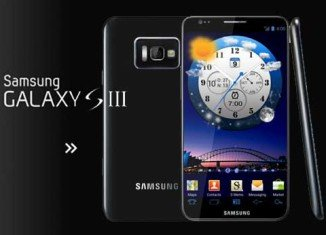 Samsung Galaxy S3 will be available from the end of May in Europe