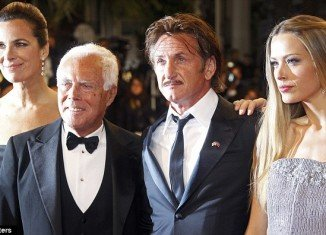 """Sean Penn stunned guests at Haitian Relief Organization Gala with his expletive-ridden speech, which he confessed was made """"under the influence of vodka"""""""