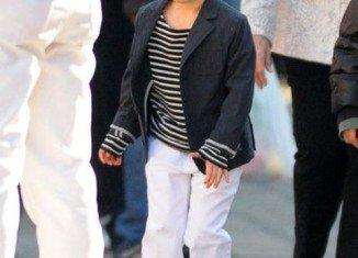 Shiloh Nouvel Jolie-Pitt, Angelina Jolie and Brad Pitt's first biological child, celebrates her sixth birthday