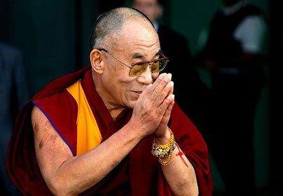 The Dalai Lama says he will give away to charity $1.7 million Templeton Prize money awarded to him