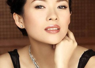 Zhang Ziyi, star of Crouching Tiger, Hidden Dragon, has been forced to deny lurid claims that she earned $100 million by prostituting herself to a string of powerful Chinese men