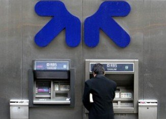 Customers who use the Royal Bank of Scotland (RBS) or NatWest mobile banking app can now request cash, up to £100 ($160), via their smartphone