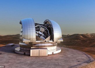 """ESO project is supported by 15 members of the European Union and has the catchy name """"European Extremely Large Telescope"""" even if it will be built in Chile's Atacama Desert, to avoid light pollution"""