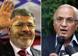 Egypt's presidential poll results have been delayed by the election authorities, raising further tension across the country