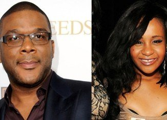 Filmmaker Tyler Perry was so afraid Bobbi Kristina Brown couldn't act he only gave her a handful of lines for her appearance on his upcoming TV sitcom For Better Or Worse