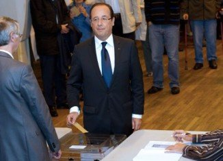 France is voting in a second round of parliamentary elections seen as crucial for President Francois Hollande's reform agenda