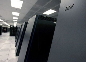 IBM's Sequoia supercomputer has taken the top spot on the list of the world's fastest supercomputers for the US