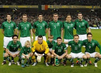 Irish football fan Oliver Coughlan is the target of a worldwide web hunt after he left his tickets for Ireland's three Euro 2012 matches in a Champion Sports shop in Dublin Airport