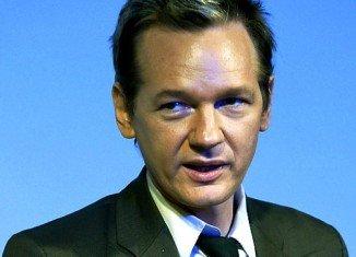 Julian Assange is seeking political asylum at Ecuador's London embassy