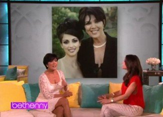 """Kris Jenner admits during interview with Bethenny Frankel she felt no hesitation putting """"all"""" of her girls on the birth control pill as soon as they expressed an interest in sex"""