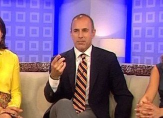 On Thursday morning, Ann Curry was back next to Matt Lauer, acting like nothing had happened