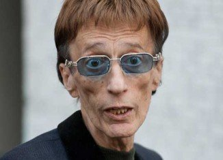 The funeral of Bee Gees star Robin Gibb is to be held later in his home town in Oxfordshire